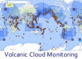 Volcanic Cloud Monitoring