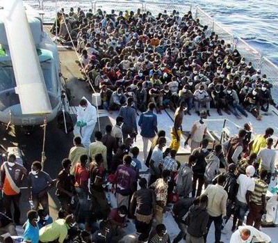 Mass immigration costs government $296 billion a year