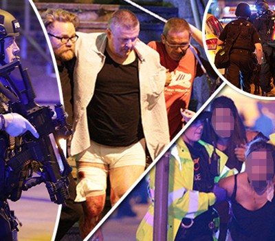 TERROR: Complete Coverage from England's 'Daily Mail'