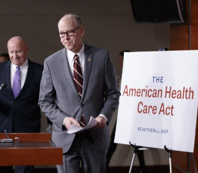 Senate Unveils Bill To Repeal And Replace Obamacare