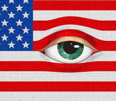Americans, by and large, believe they're being watched