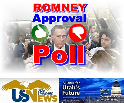 Romney Approval Poll