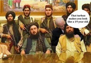 Biden &Taliban